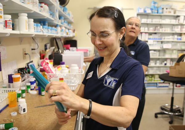 Grantee Spotlight: St. Vincent DePaul Charitable Pharmacy
