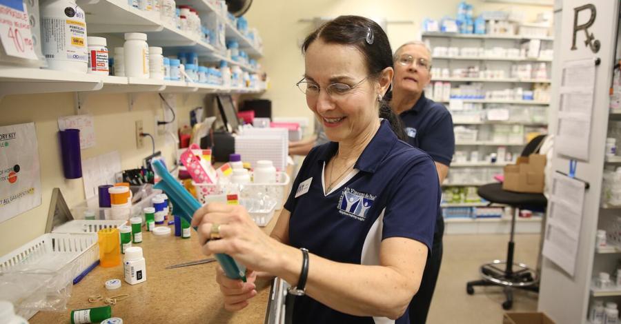 Grantee Spotlight: St. Vincent DePaul Charitable Pharmacy