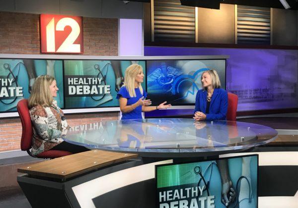 """bi3 joins Local 12 in """"Healthy Debates"""""""
