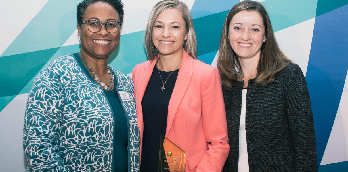 bi3 receives Philanthropy Ohio's 2019 Innovation Award