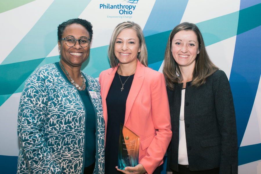 bi3 receives Philanthropy Ohio's 2019 Innovation Award