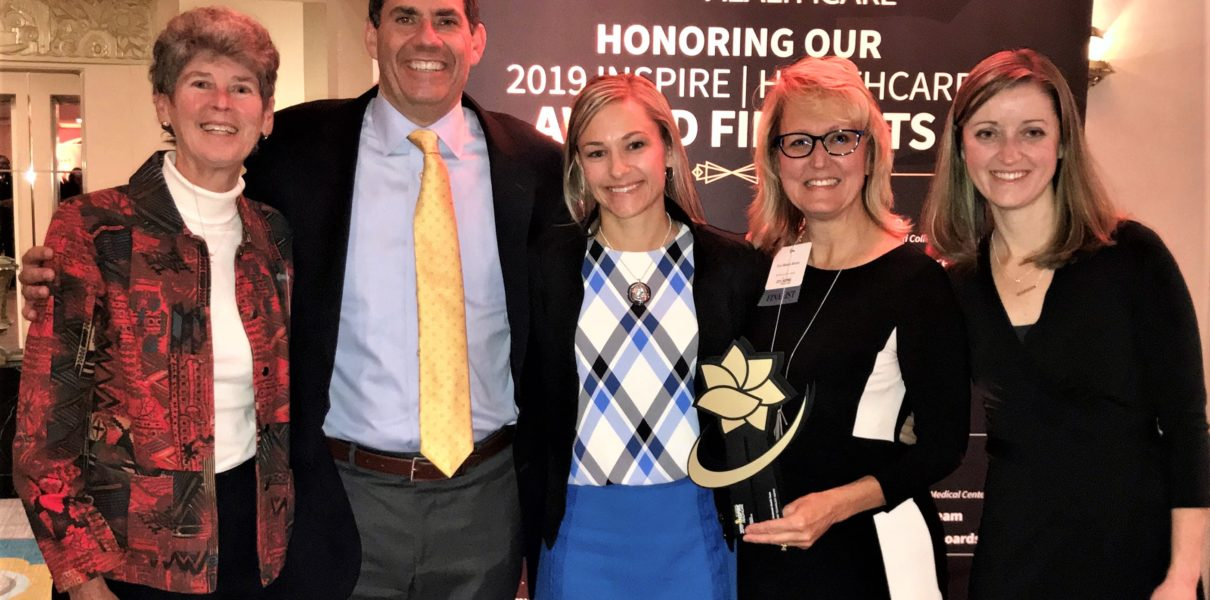 bi3-funded project at TriHealth wins Inspire Healthcare Award
