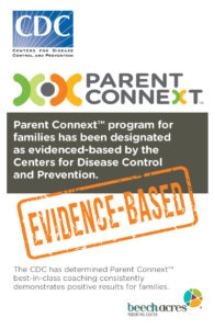 CDC designates Parent Connext as evidence-based