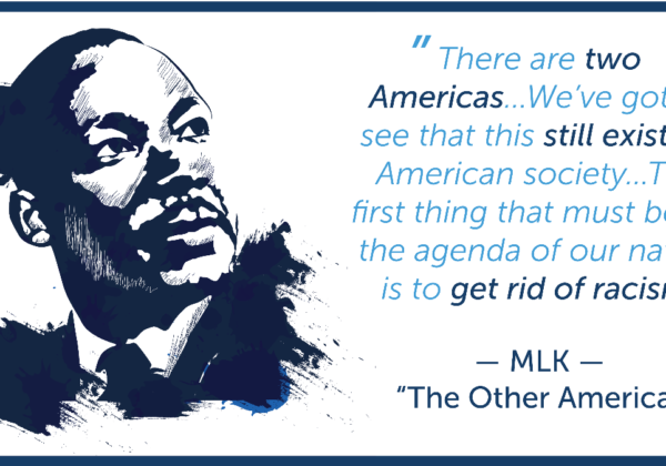January 2021 MLK Day Newsletter