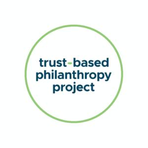 Trust-based philanthropy project