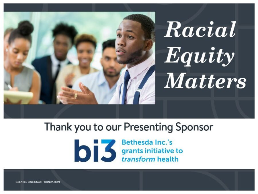 Soapbox Cincinnati shines a light on bi3-Sponsored Racial Equity Matters Series