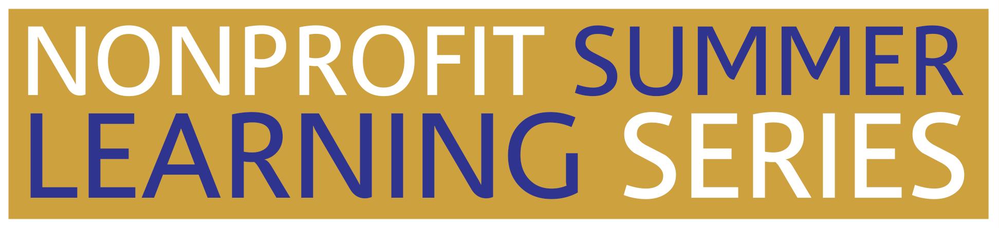 Philanthropy Ohio Nonprofit Summer Learning Series