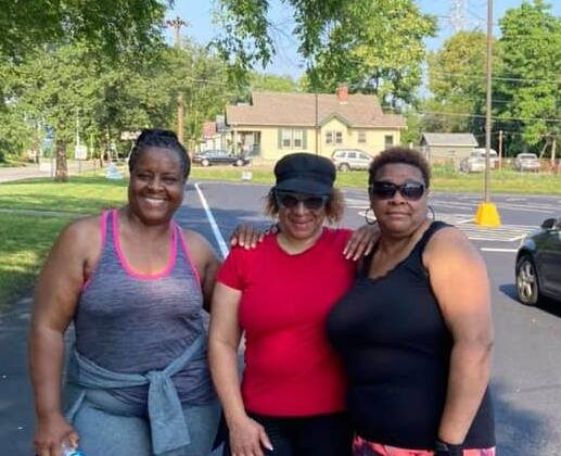 New Prospect Baptist Church works to boost community's mental and physical health