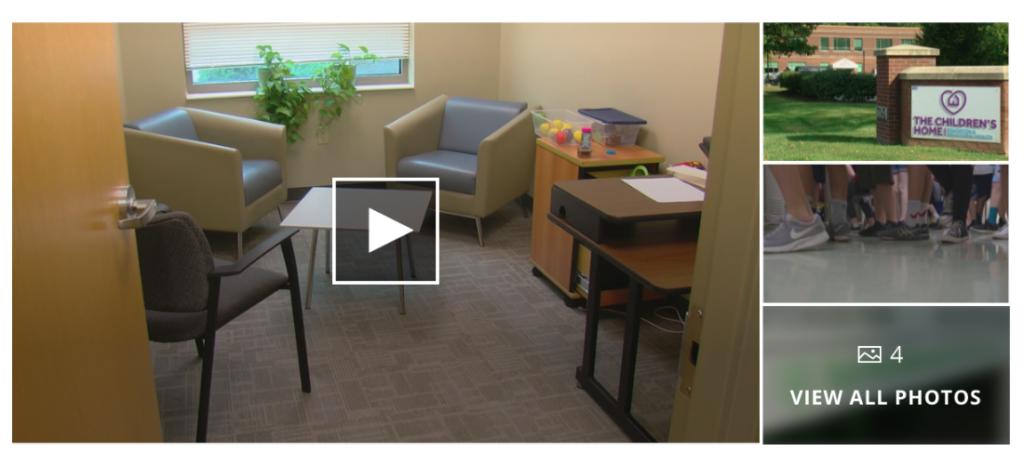 Children's Home opens pediatric mental health urgent care center on Local 12